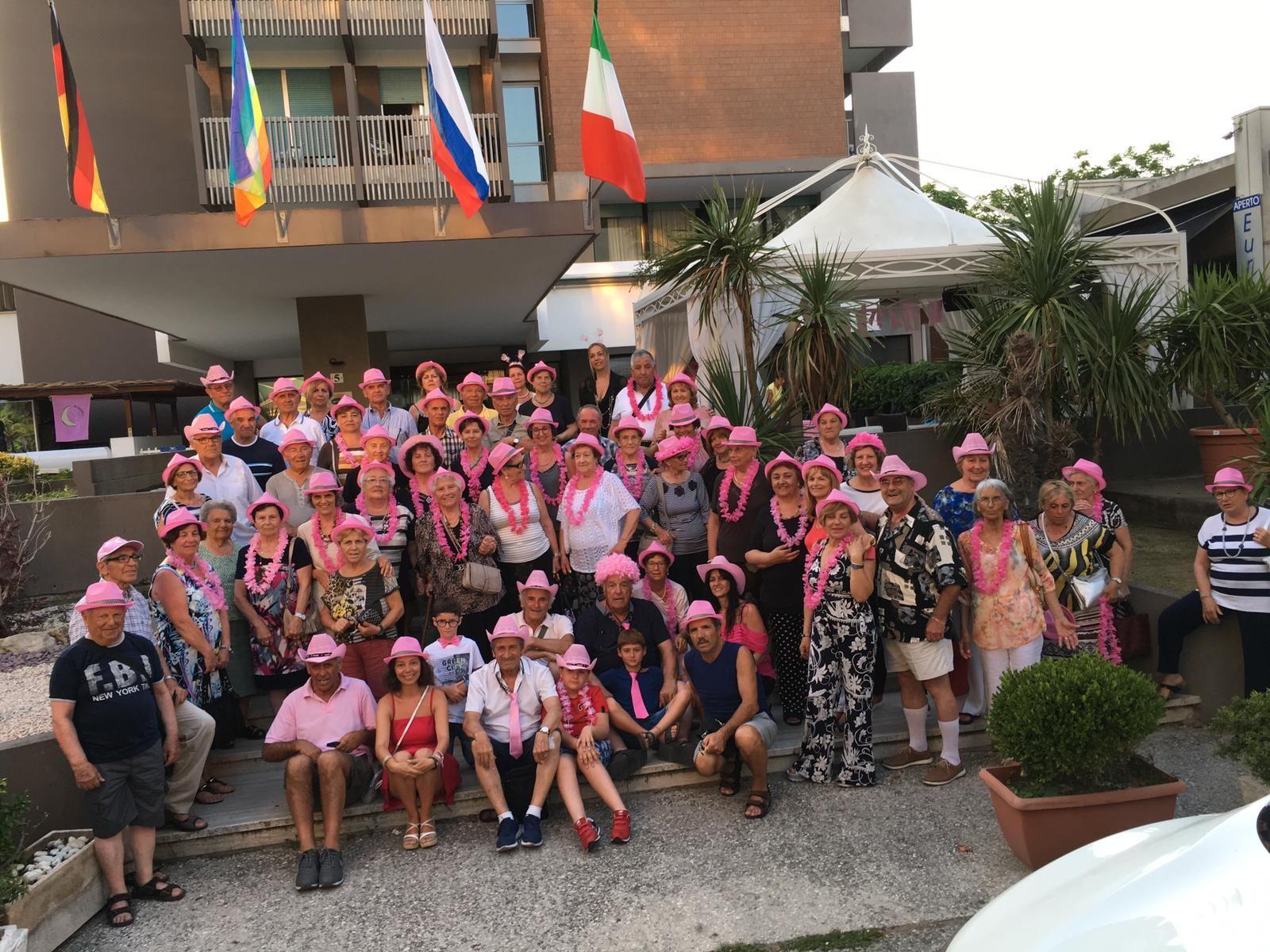 I Centri dell'Abruzzo in vacanza a Rimini